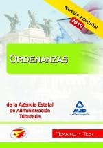 Ordenanzas de la Agencia...