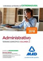 Administrativo de la...
