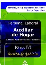 Auxiliar de Hogar/Auxiliar...