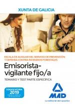 Emisorista-Vigilante Fijo/a