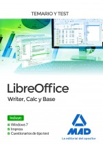 LibreOffice: Writer, Calc y...