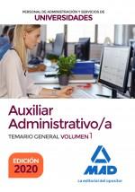 Auxiliar Administrativo de...