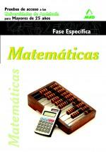 Matemáticas Fase Específica...