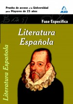Literatura Española Fase...