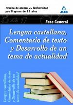 Lengua Castellana Fase General