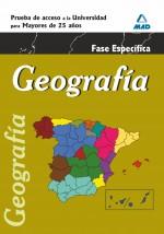 Geografía Fase Específica