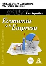 Economía de la Empresa Fase...