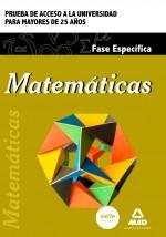 Matemáticas Fase Específica