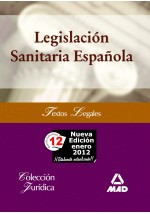 Legislación sanitaria española