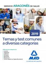 Temas y test comunes a...