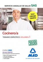 Cocinero/a del Servicio...