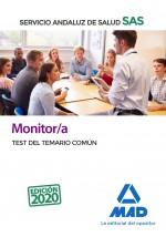 Monitor/a del Servicio...