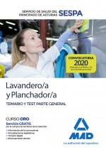Lavandero/a y Planchador/a