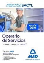 Operario de Servicios del...