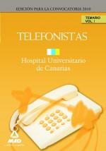 Telefonistas del Hopital...