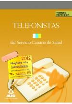 Telefonistas del Servicio...