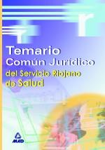Temario Común Jurídico del...