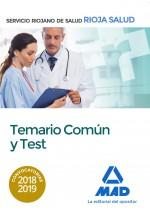Temario común y test del...