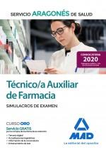 Técnico/a Auxiliar de Farmacia