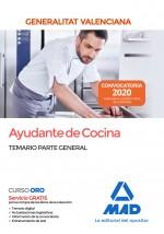 Ayudante de Cocina de la...