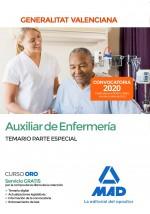 Auxiliar de Enfermería de...