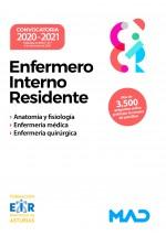 Enfermero Interno Residente (EIR). Anatomía y fisiología. Enfermería médica