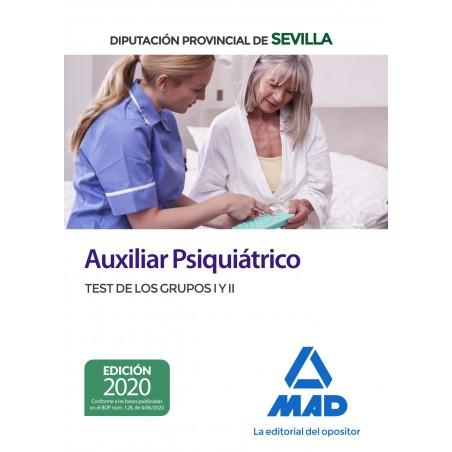 Auxiliar Psiquiátrico de la Diputación Provincial de Sevilla