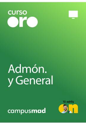 Curso oro Administrativo/a del Ayuntamiento de Vitoria-Gasteiz
