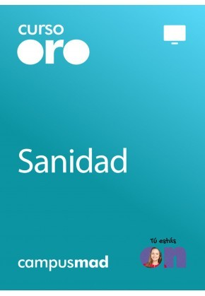 Curso Oro Celador Servicio de Salud de Castilla-La Mancha (SESCAM)
