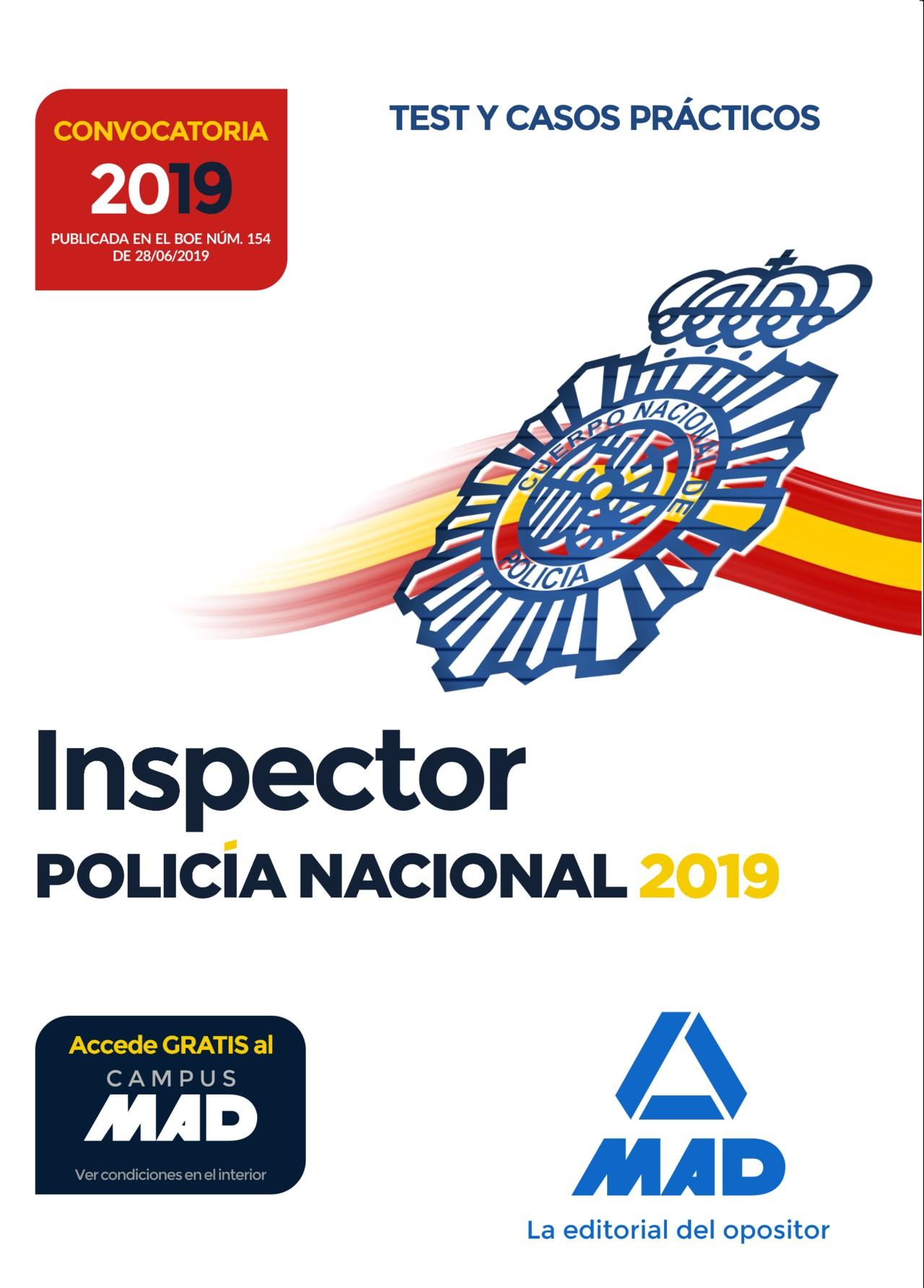 Inspector de Policía Nacional