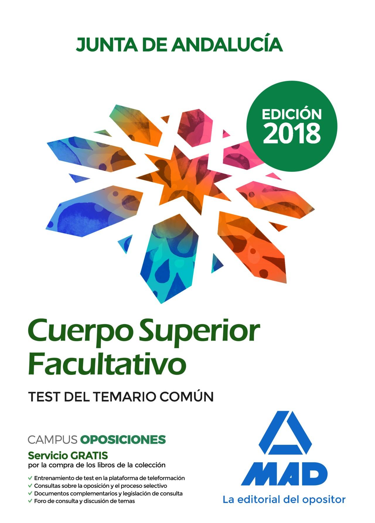 Cuerpo Superior Facultativo de la Junta de Andalucía